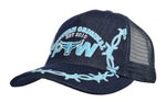 Boy's Pure Western Scott Trucker Cap