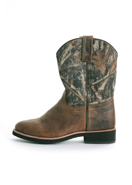 Pure Western Blaze Children Boots