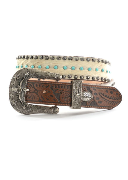 Pure Western LIBERTY Ladies Belt