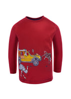 Thomas Cook Boys Safari Long Sleeve Tee