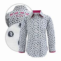 Thomas Cook Girls Mia Print Shirt