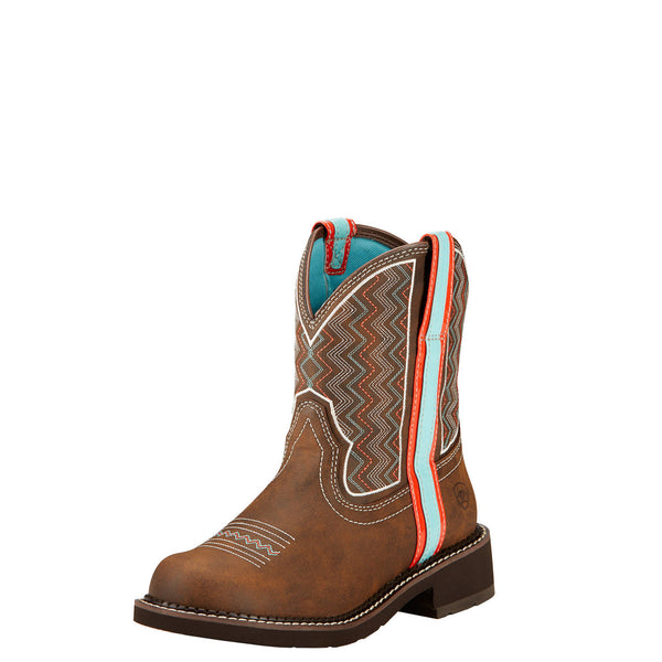Ariat Womens Fatbaby Heritage Ziggy