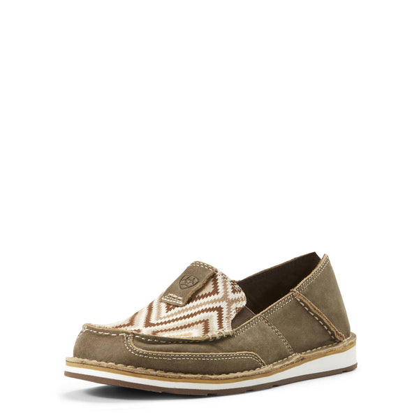 Womens Cruiser, Tan Aztec