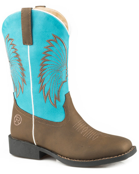Toddler Big Chief Boots
