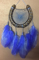 Black and Blue Dreamcatcher