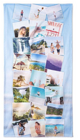 Photo beach towels