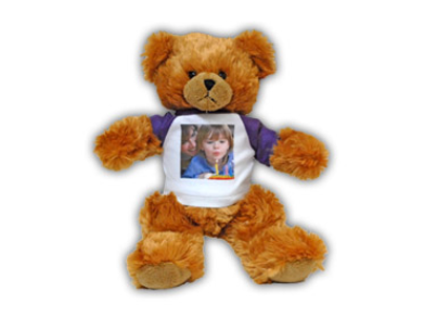 Personalised Teddy Bear