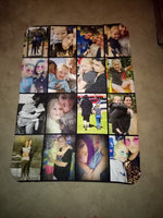 Single Layer Photo Blanket