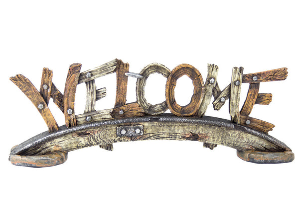 Welcome Sign - Free Standing