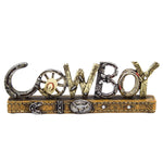 Cowboy Sign - Free Standing