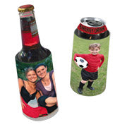 Slim stubby holders