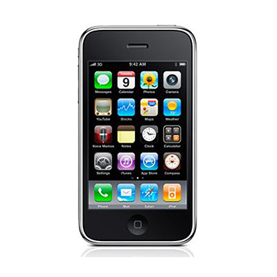 Apple iPhone 3G, 3GS