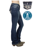 🐎 💖Pure Western BRANDY BOOT CUT JEAN