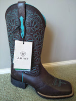 Ariat: Ladies Round Up Remuda Turquoise
