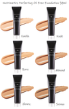 Perfecting Oil-Free Complexion Kit (FREE Professional Liquid Foundation Brush)