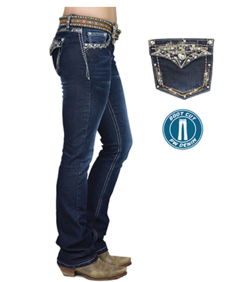 🐎 💖Pure Western TAYLOR BOOT CUT