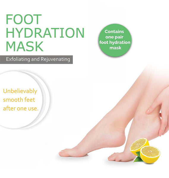 Exfoliating Foot Mask - Republic of Skin London