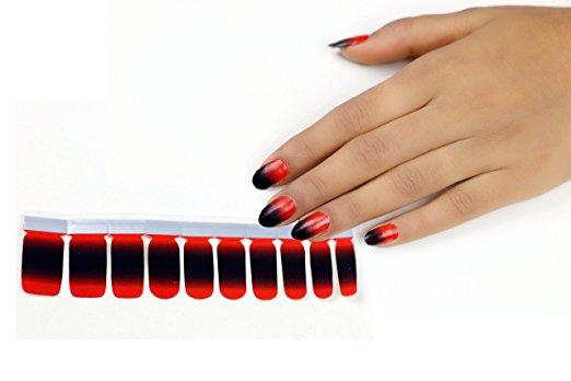 Nail Polish Stickers Vampired