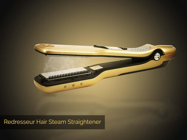 Redresseur Steam Flat Hair Straightener
