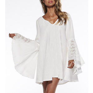Lilly Tunic Lace Cover-Up