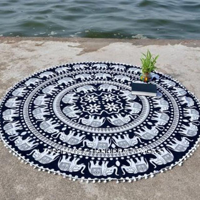 Fortunate Beach and Festival Blanket