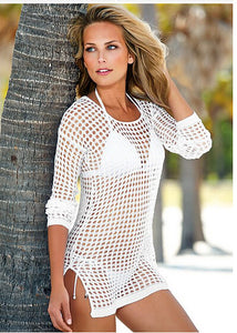 Belle Lace Cover-Up