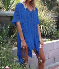 Charlie Crochet Dress Cover-Up