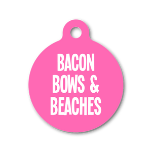 BACON, BOWS & BEACHES