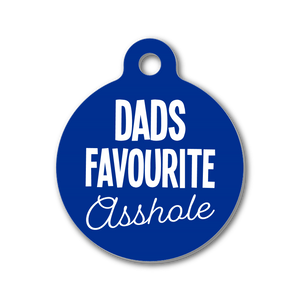 DADS FAVE ASSHOLE