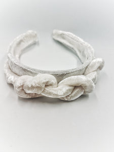 Knot on knot headband