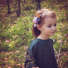Gold wild fields headband