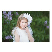 La Grand Chic Satin headband