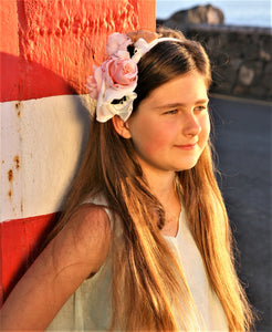 Indian summer headpiece - MajulaHandmade