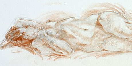 Riga Latvia Figure Drawing &  Composition Workshop