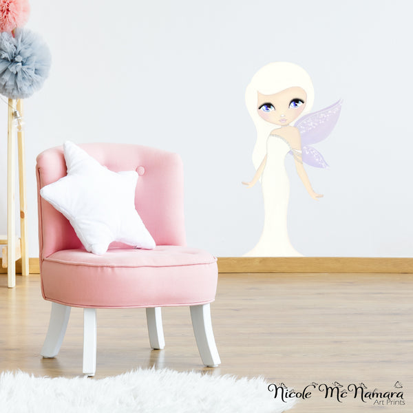 Decals- Princess Lilly