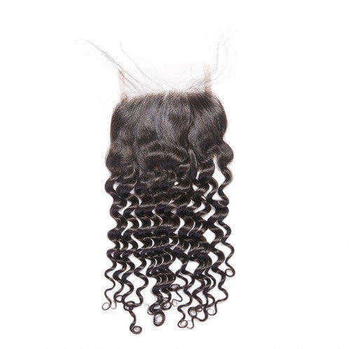 Burmese Curl Lace Closure