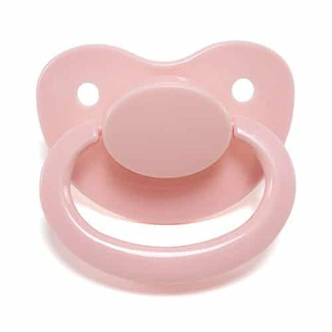 Baby Pink Big Shield Adult Pacifier