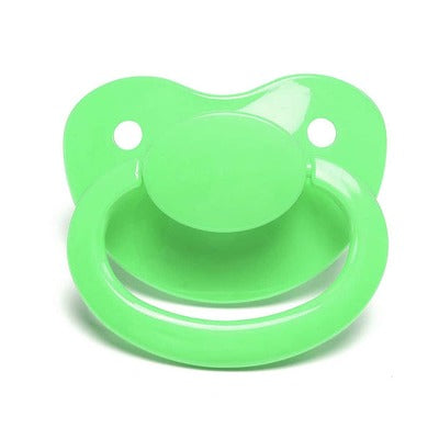 Mint Green Big Shield Adult Pacifier
