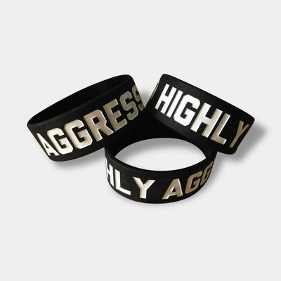 "1"" inch Highly Aggressive Bracelet"