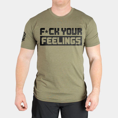 F*CK YOUR FEELINGS Men's T-Shirt