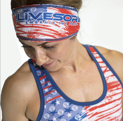 USA FREEDOM Headband