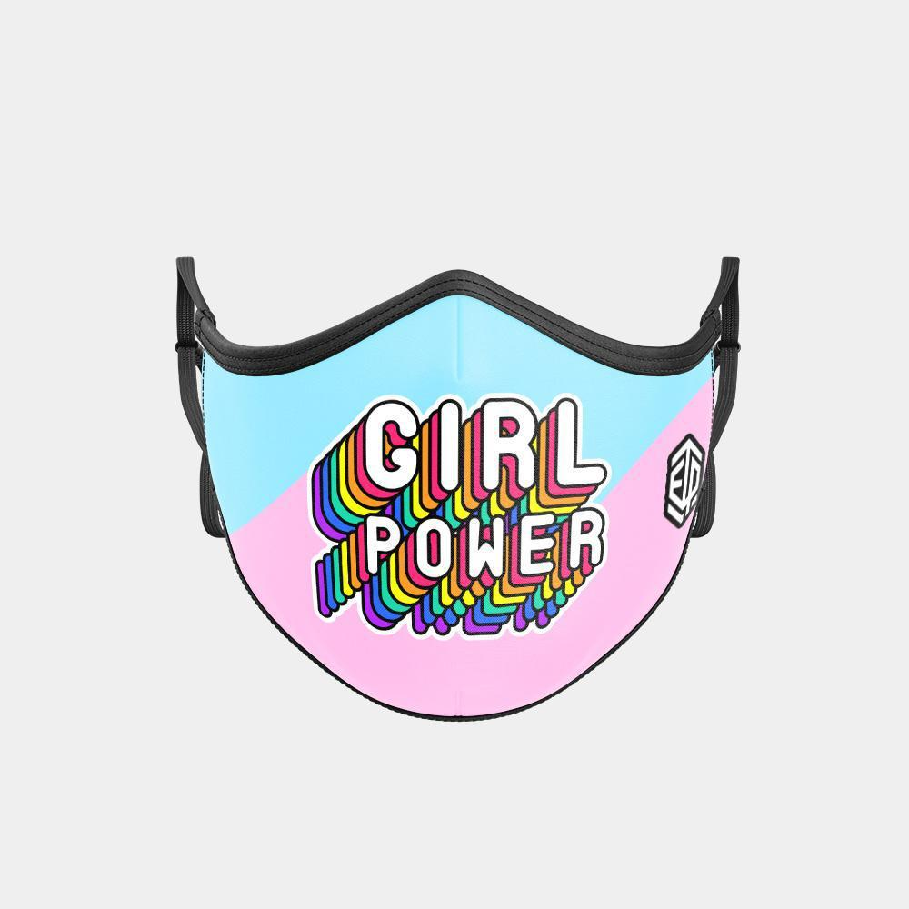 TRIPLE LAYER TRINITY MASK - GIRL POWER