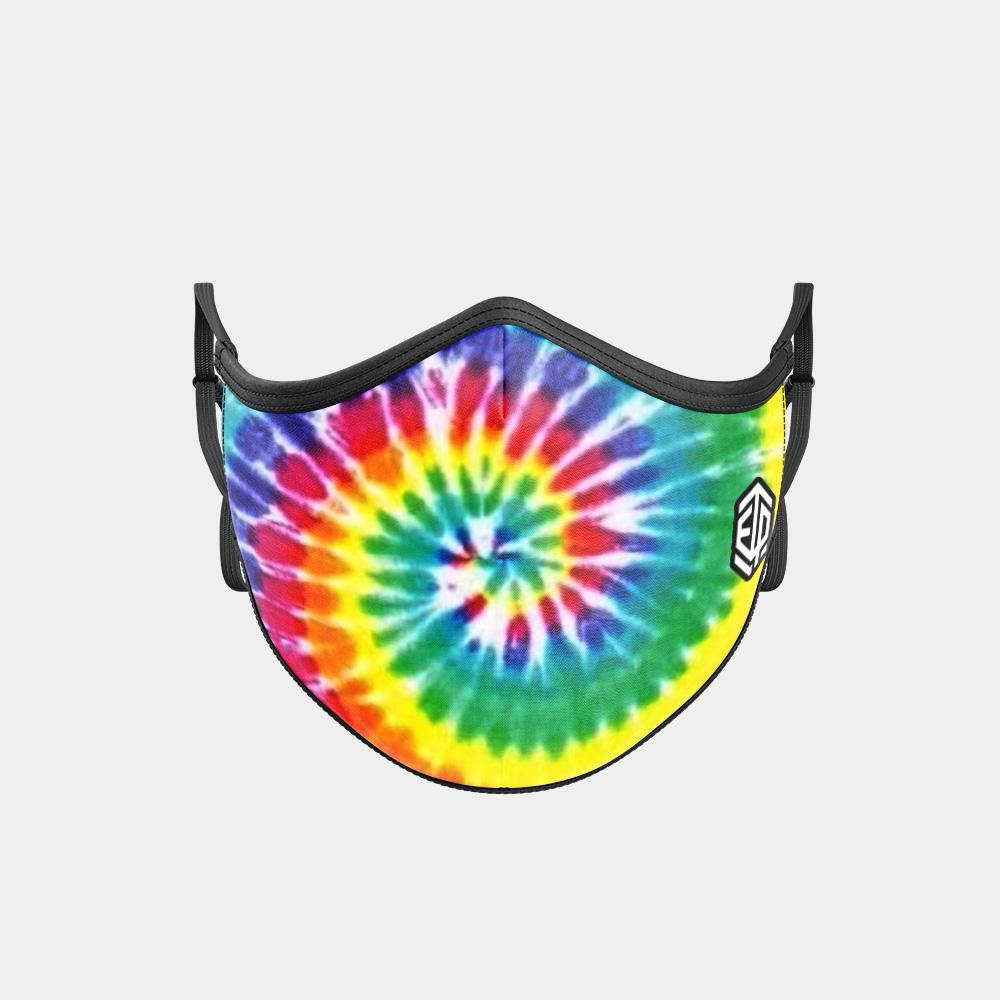 TRIPLE LAYER TRINITY MASK - TYE-DIE