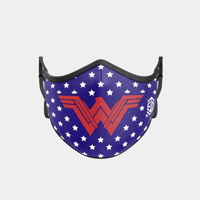 TRIPLE LAYER TRINITY MASK - SUPER HERO