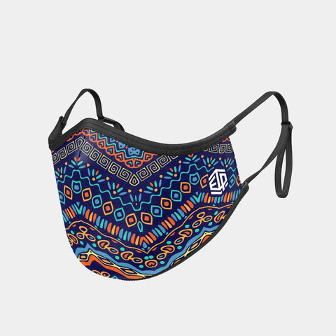 TRIPLE LAYER TRINITY MASK - SOUTHWEST