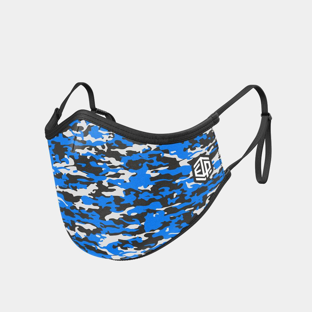 TRIPLE LAYER TRINITY MASK - CAMO