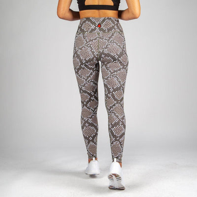 FIRE Booty Leggings - SNAKE SKIN