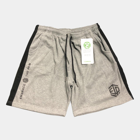 FUNCTION Athletic Gray Sweat Shorts Men's