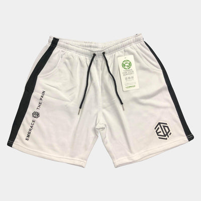 FUNCTION White Sweat Shorts Men's