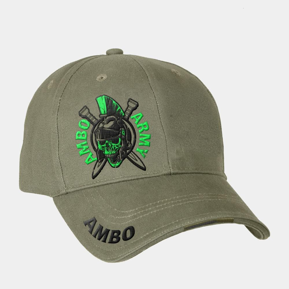 AMBO ARMY 2020 Curved Bill Hat